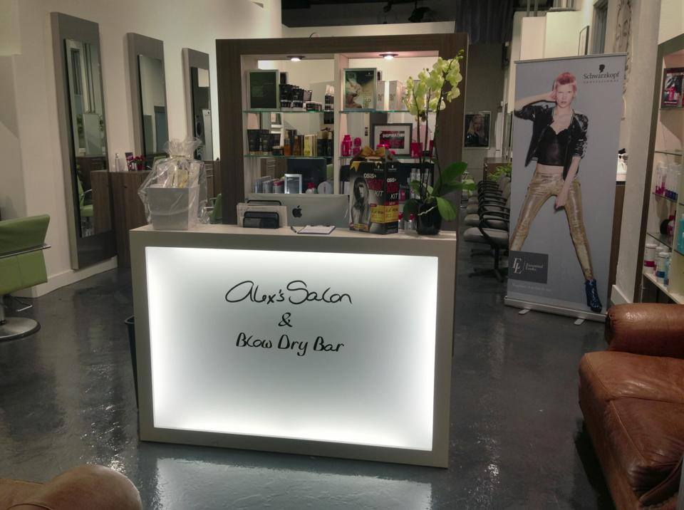 santa barbara hair salon