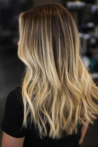 ombre hair coloring santa barbara
