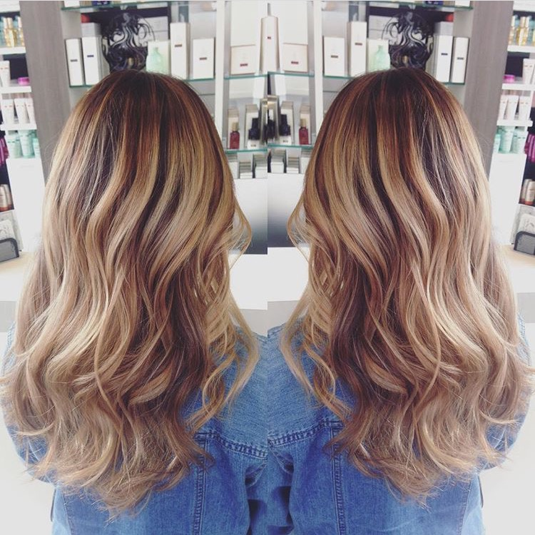 balayage ombre and sombre hair color alex s salon blog. Black Bedroom Furniture Sets. Home Design Ideas