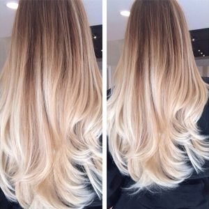 ombre hair color santa barbara california